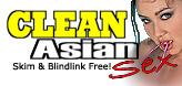 Clean Asian Sex